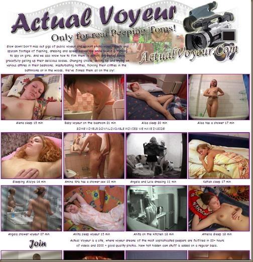 Actual voyeur drunk sleep site